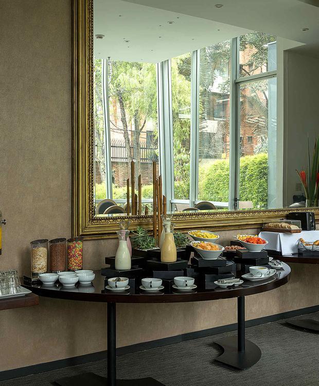Restaurante Hotel GHL Collection 93 Bogotá