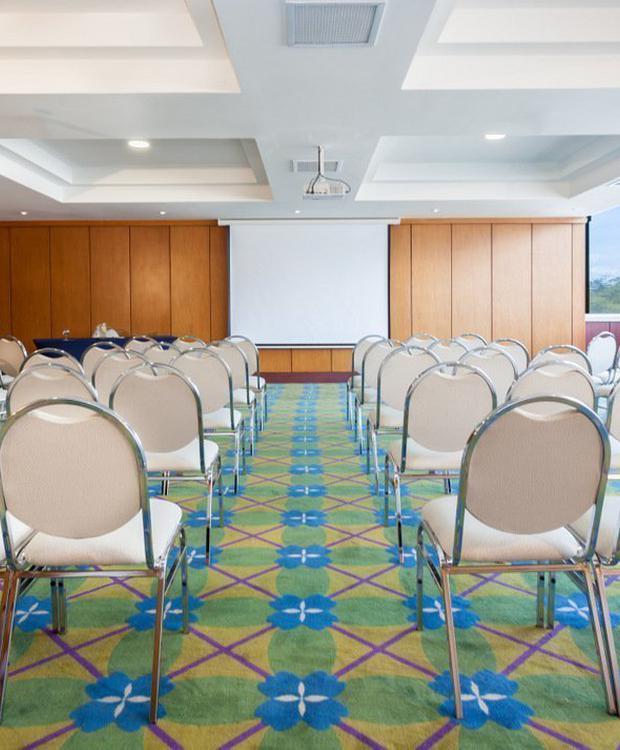 Sala de reuniones GHL Hotel Grand Villavicencio Villavicencio