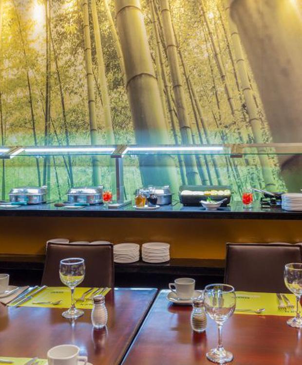 Restaurante buffet Hotel Four Points By Sheraton Medellín Medellín