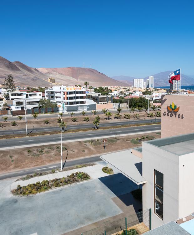Fachada Geotel Antofagasta Antofagasta