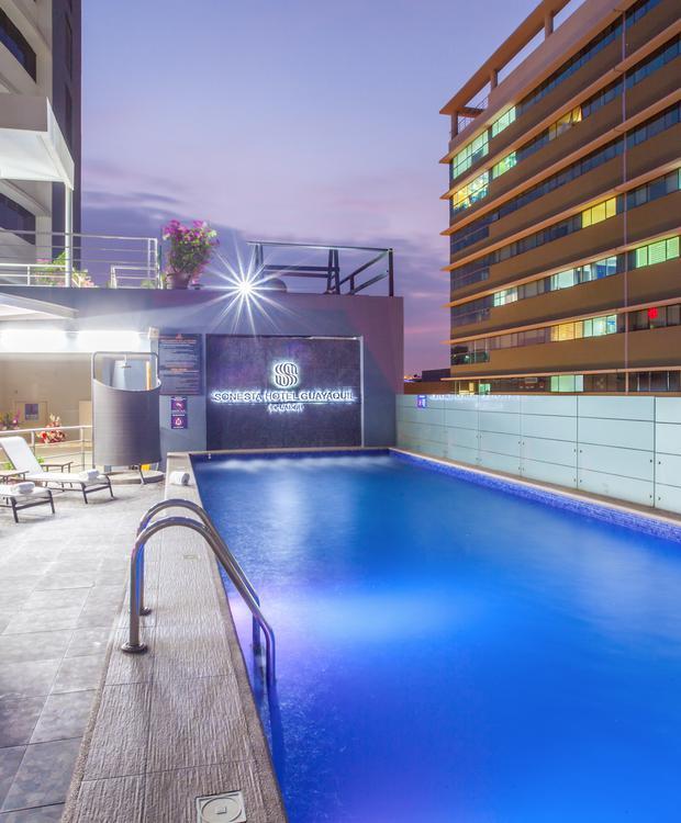 Piscina Sonesta Hotel Guayaquil Guayaquil