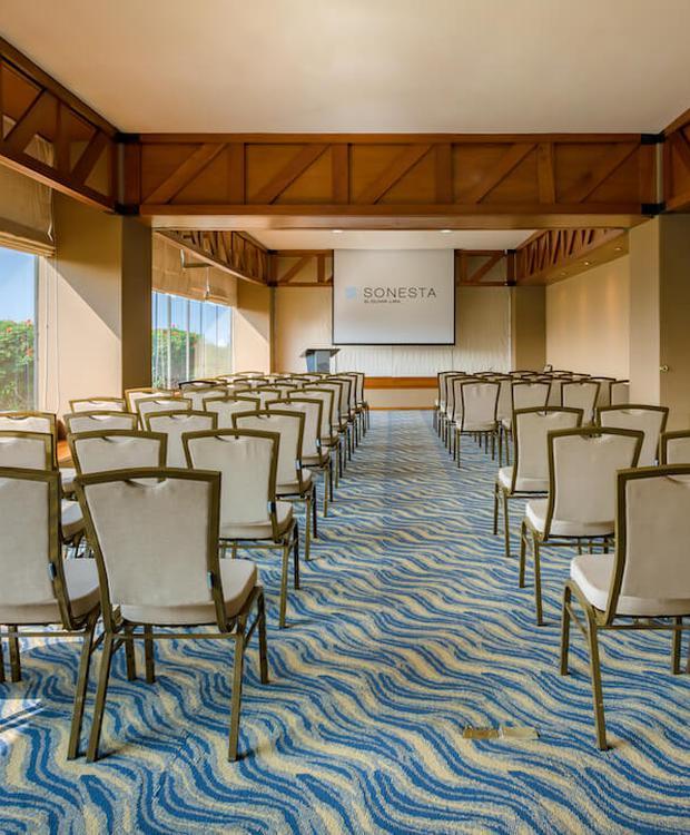 Sala de reuniones Sonesta Hotel El Olivar Lima