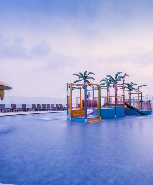 Piscina niños GHL Hotel Relax Corales de Indias Cartagena de Indias