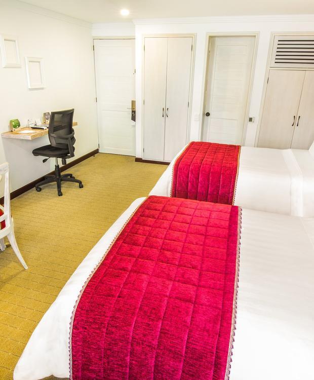 Habitación Twin GHL Hotel Hamilton Hotel GHL Collection Hamilton Bogotá