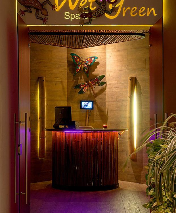 SPA Villavicencio GHL Hotel Grand Villavicencio Villavicencio