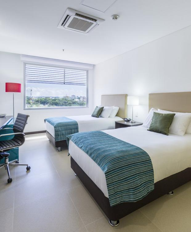 Habitación Estándar Twin Hotel Park Inn By Radisson Barrancabermeja Barrancabermeja