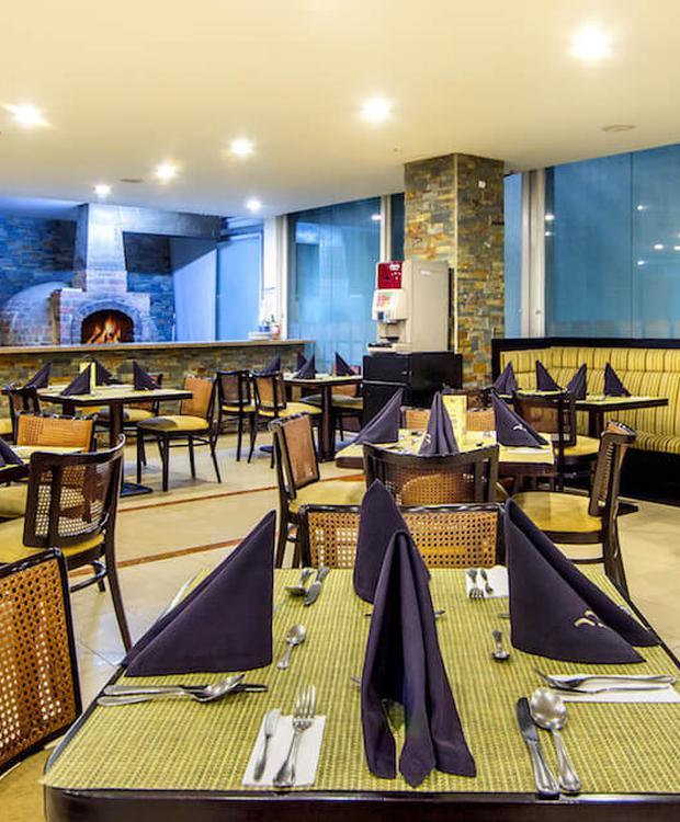 Restaurante Hotel Tequendama Bogotá