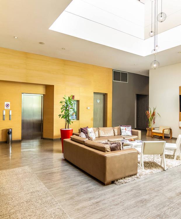 Lobby GHL Style Hotel Neiva Neiva