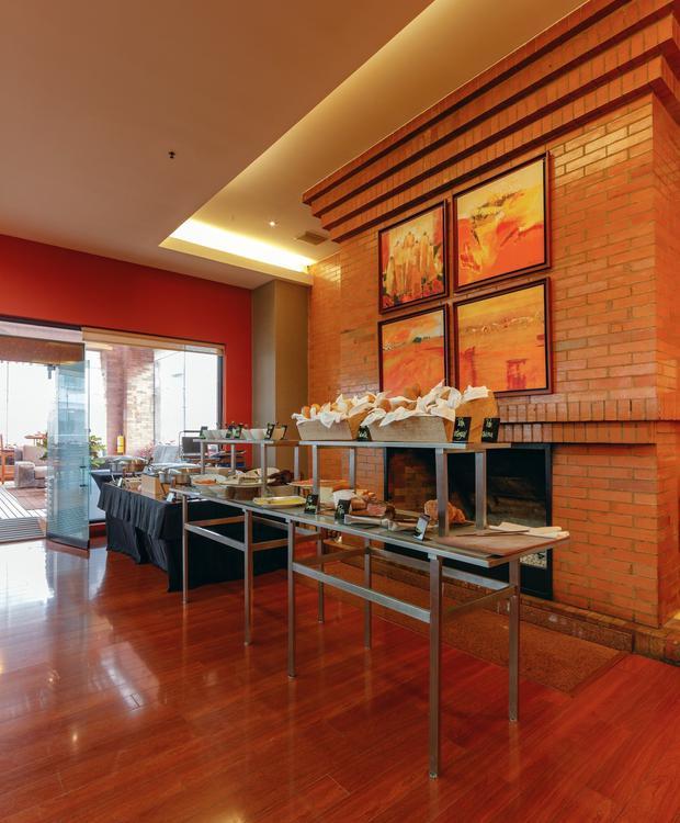 Buffet Sheraton Bogotá Hotel Sheraton Bogotá Hotel Bogotá