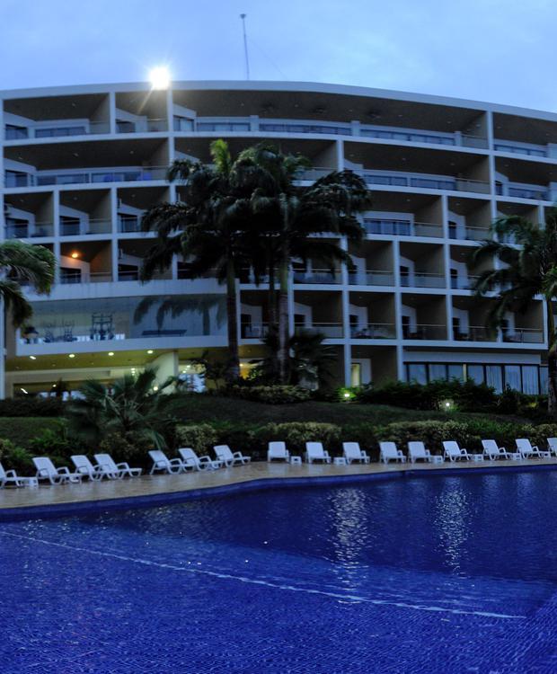 Panorama GHL Relax Hotel Makana Resort Tonsupa