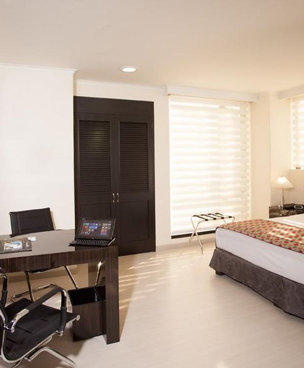 Habitación lujo superior GHL Hotel Portón Medellín Medellín