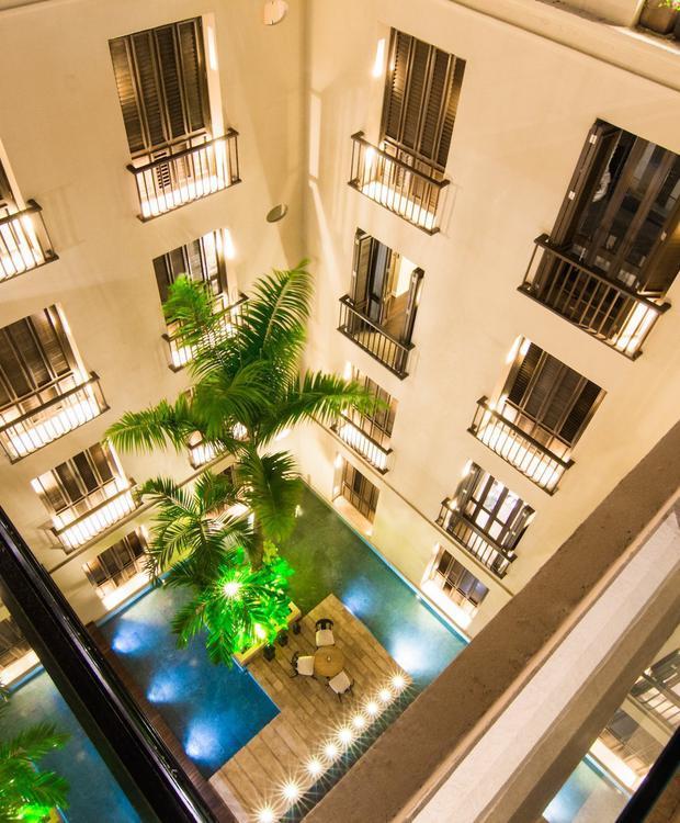 Bastión Luxury Hotel Bastión Luxury Hotel Cartagena de Indias